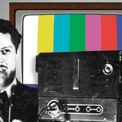 Guillermo González Camarena, el mexicano que inventó la televisión a color
