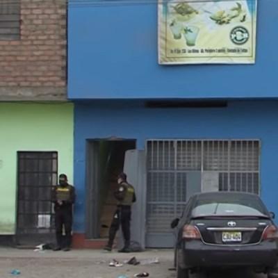 13 muertos deja una fiesta clandestina en Perú; 11 de ellos tenían Covid-19