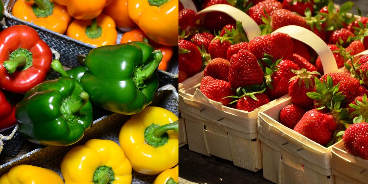 Gobierno de Trump amenaza con tarifas a la importación a frutas y verduras mexicanas