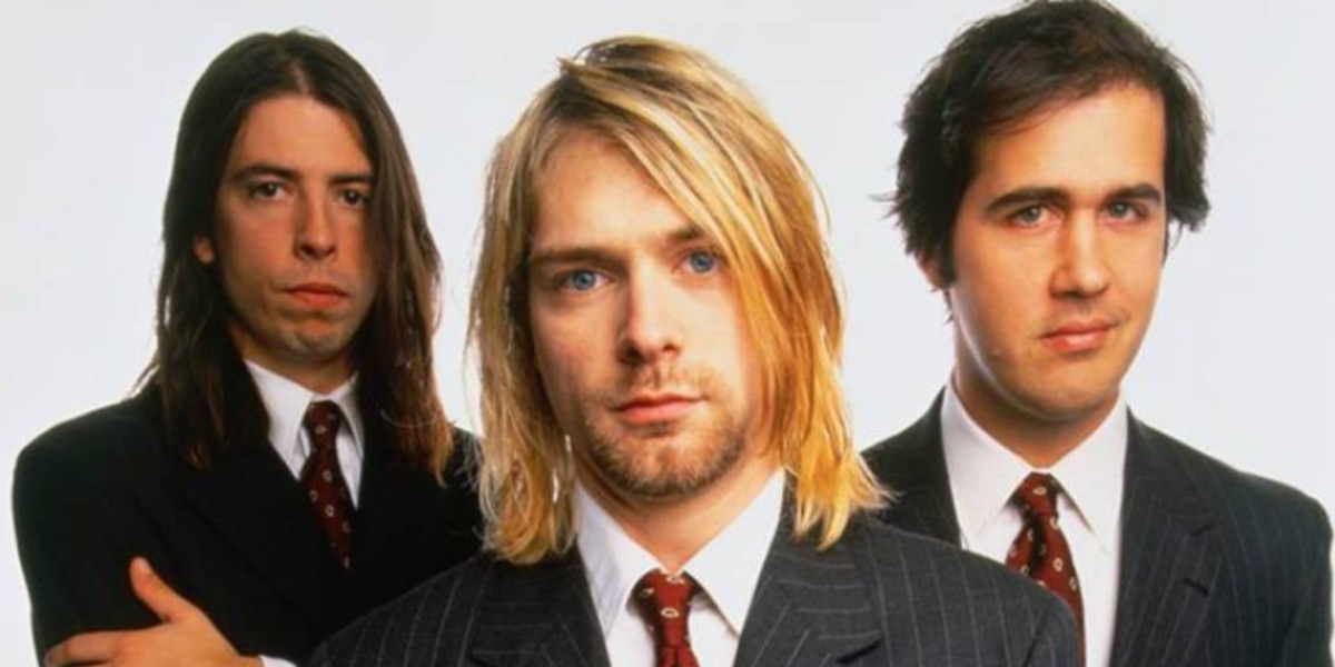 'Nevermind', de Nirvana, cumple 29 años de haber sido lanzado