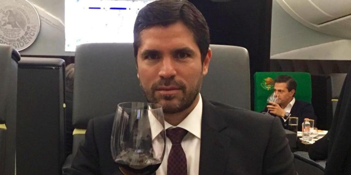 "Eduardo Verástegui, de amigo de Peña Nieto a ""consejero migrante"" de Trump"