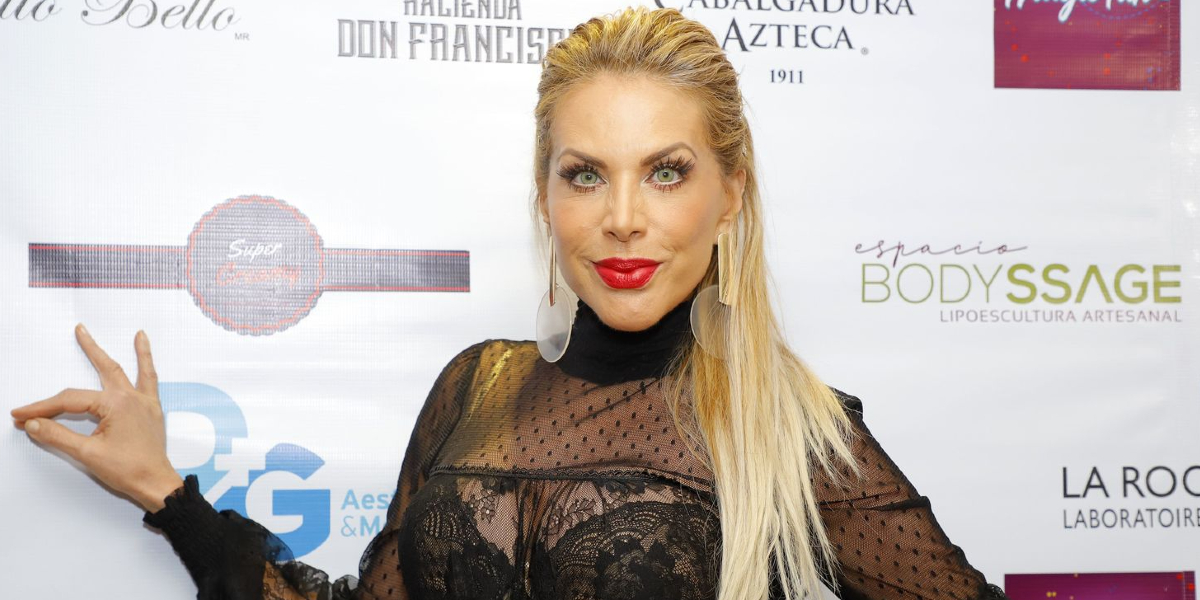 Lorena Herrera padece bronconeumonía, te contamos por qué