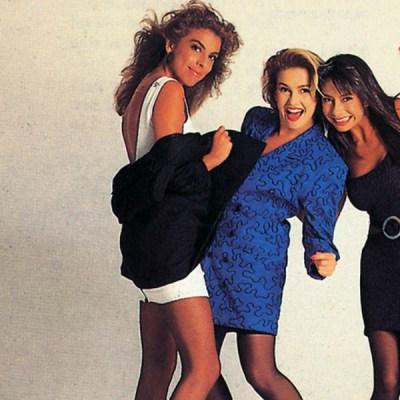 #UnDíaComoHoy de 1985 la agrupación Flans debutó en TV