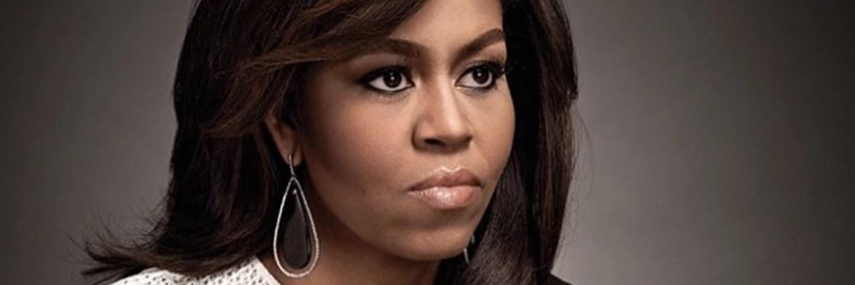Michelle Obama se lanza contra Trump y lo llama racista
