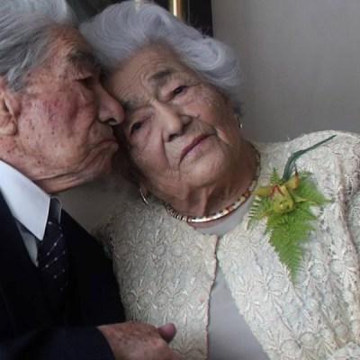 """""""Hasta que la muerte los separó"""", así terminó el matrimonio más longevo del mundo"""