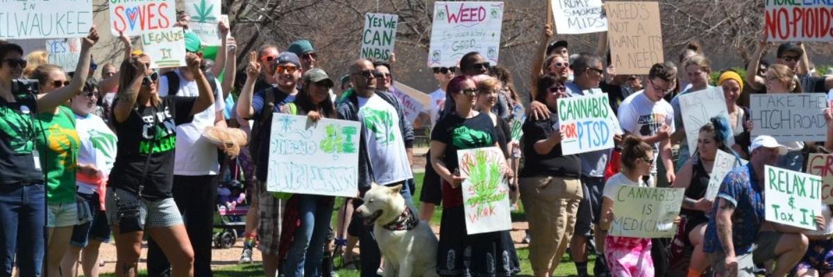 Legalización de drogas y votación parara menores de 18 años, los otros temas en la agenda de los EU