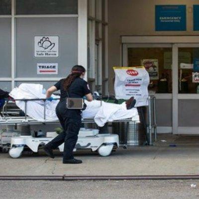 Hospitales de Los Ángeles piden no llevar a pacientes con poca posibilidad de sobrevivir