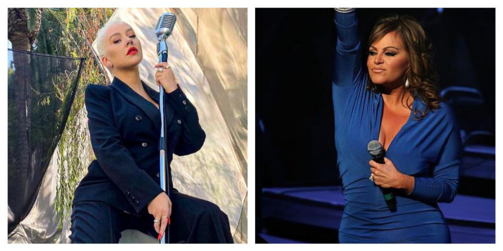 Buscan a Christina Aguilera para interpretar a Jenni Rivera en película