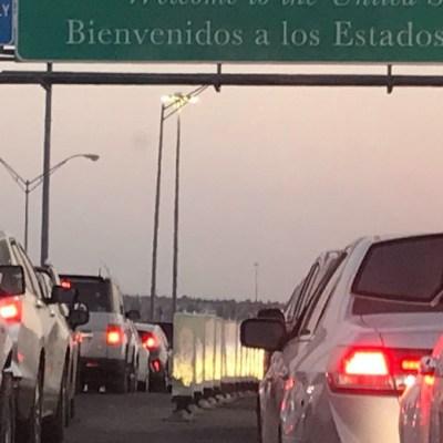 Mexicanos viajan a Estados Unidos para vacunarse contra el Covid-19