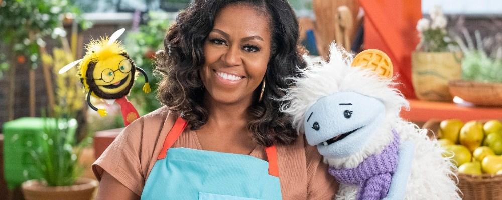 Michelle Obama estrenará una serie de cocina en Netflix
