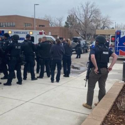 Tiroteo en un supermercado de Colorado deja varios muertos