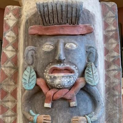 México recupera pieza maya que tenía Estados Unidos desde 1969