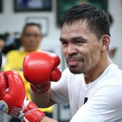 """Peleen conmigo"", pide Manny Pacquiao ante el racismo contra asiáticos"