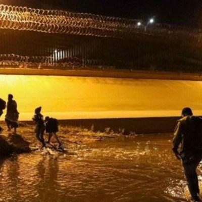 Migrante denuncia que un 'coyote' ahogó a un niño porque iba llorando