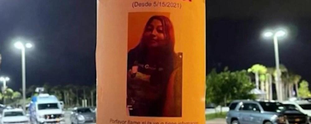 Hallan muerta a joven latina que desapareció al salir a correr