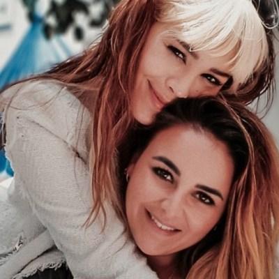 Ella es Vania, la hermana mayor de Danna Paola