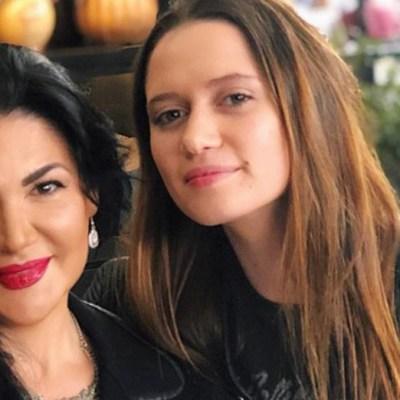 Valentina Benaglio, la bella hija de Alejandra Ávalos