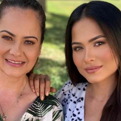 Mamá de Andrea Meza no la acompañó a Miss Universo por un tumor cerebral