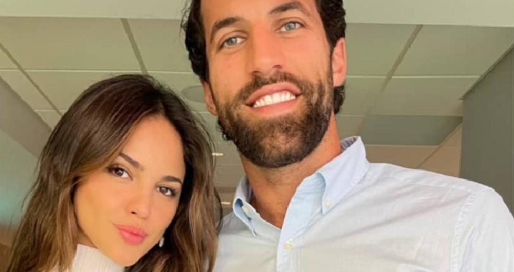 Él es Paul, el nuevo novio de Eiza González