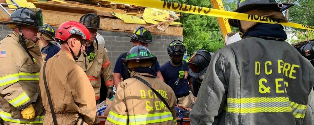 Se derrumba otro edificio en EU; reportan varios heridos
