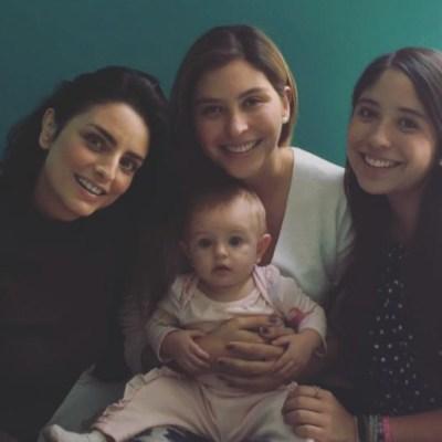 Las hermanas de Aislinn Derbez que quizá no conoces