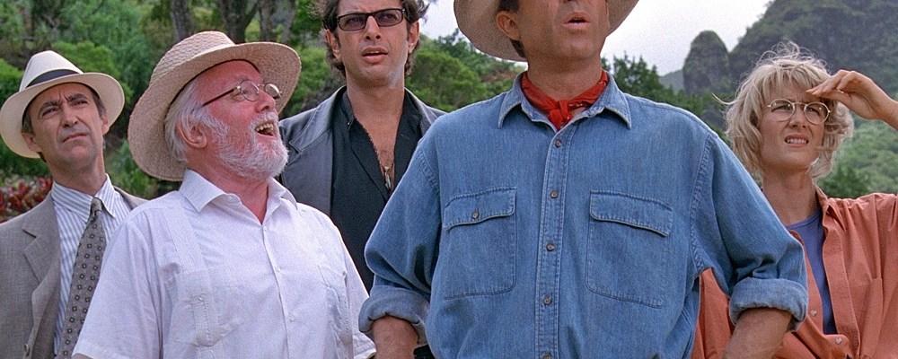 Así luce el elenco de Jurassic Park a 28 años del estreno