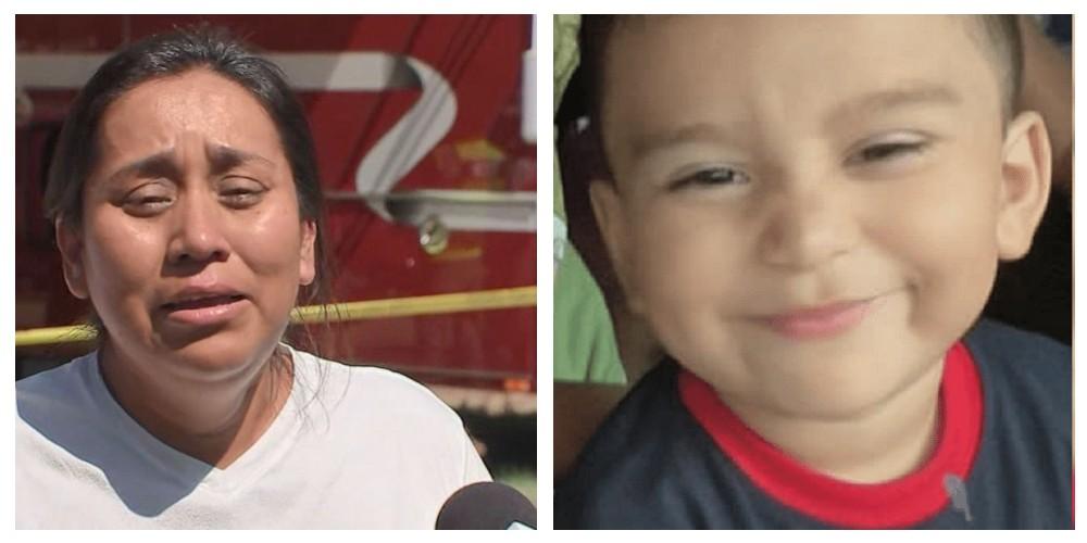 Madre hispana pide ayuda para encontrar a su hijo perdido en Texas