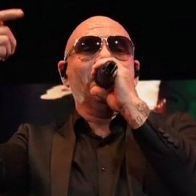 Pitbull se lanza contra los migrantes que critican a Estados Unidos