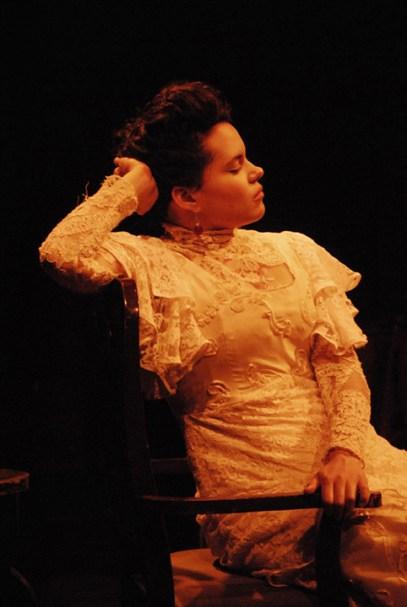 Andi Bohs as Belle da Costa Greene