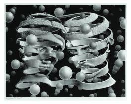 Banda sin fin - Escher
