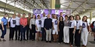 Campanha contra assédio no Transcol