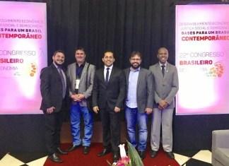 Corecon-ES participa de Congresso Brasileiro de Economia