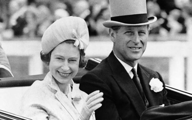 Príncipe Philip chega aos 99 anos de idade ao lado da rainha Elizabeth II –  ES Brasil