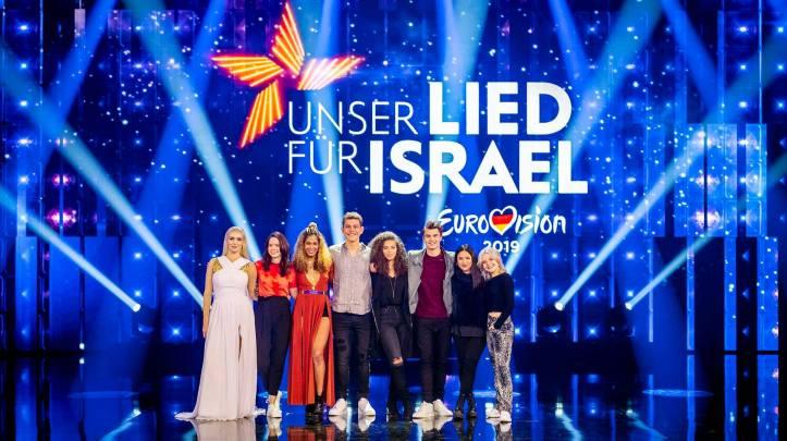 Unser Lied für Israel 2019 Die Kandidaten