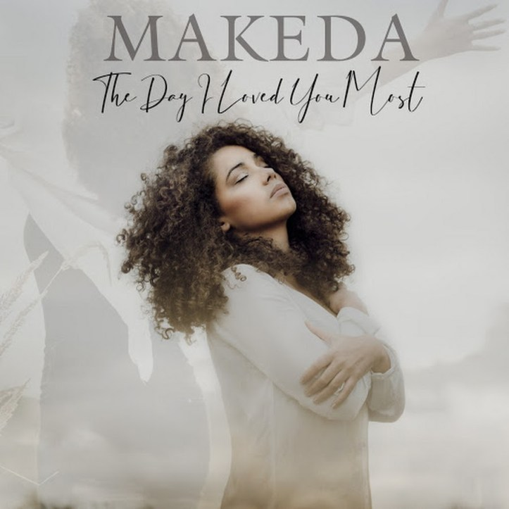 Makeda The Day I Loved You Most Single Cover Unser Lied für Israel Deutsche ESC Vorentscheidung 2019