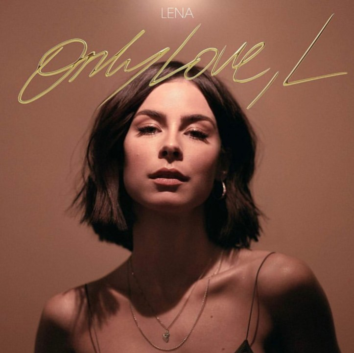 Lena Only Love, L Album Cover 2019