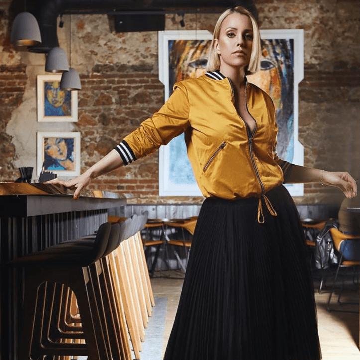 Tamara Todevska Nord-Mazedonien 2019 Eurovision