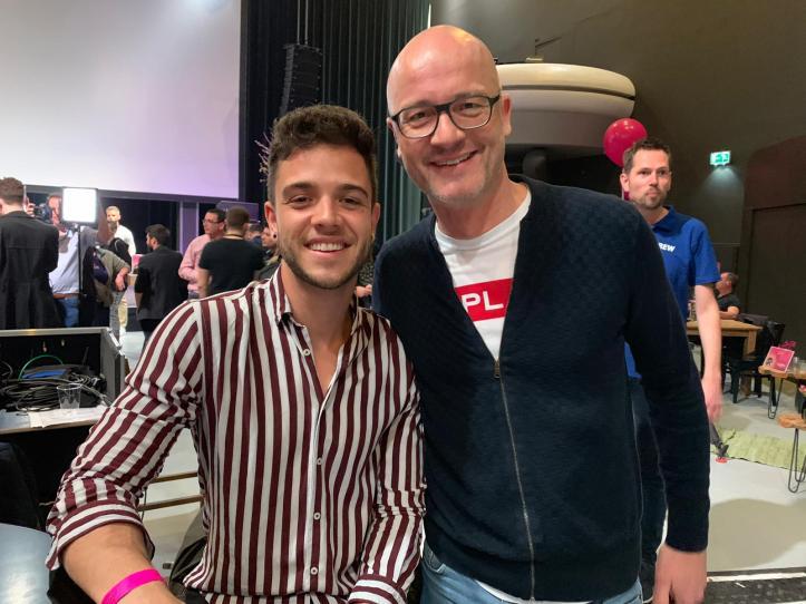 Eurovision in Concert Luca Hänni Douze Points 2019 Schweiz