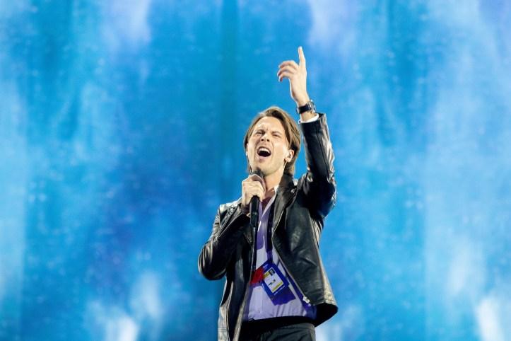 Erste Probe Estland Victor Crone Storm ESC 2019 2
