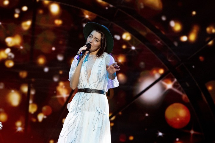 Erste Probe Lettland Carousel That Night ESC 2019 2
