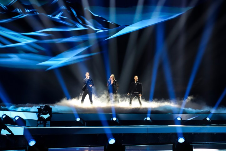 Erste Probe Norwegen Keiino Spirit in the sky ESC 2019