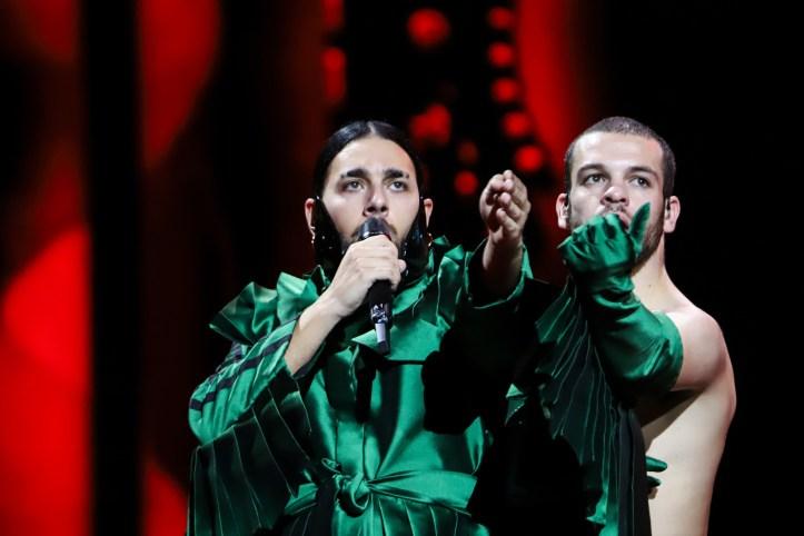 Erste Probe Portugal Conan Osiris Telemoveis ESC 2019 3