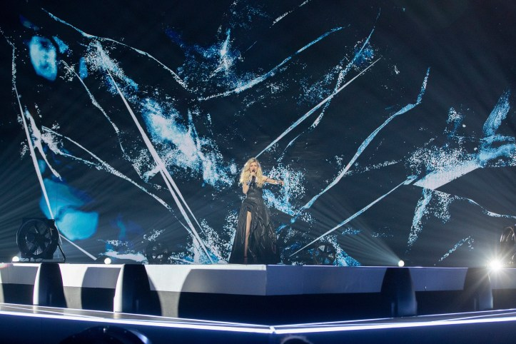 Erste Probe Serbien Nevena Bozovic Kruna ESC 2019 2