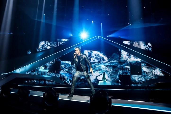 Zweite Probe Finnland Darude Sebastian Rejman Look Away ESC 2019 4