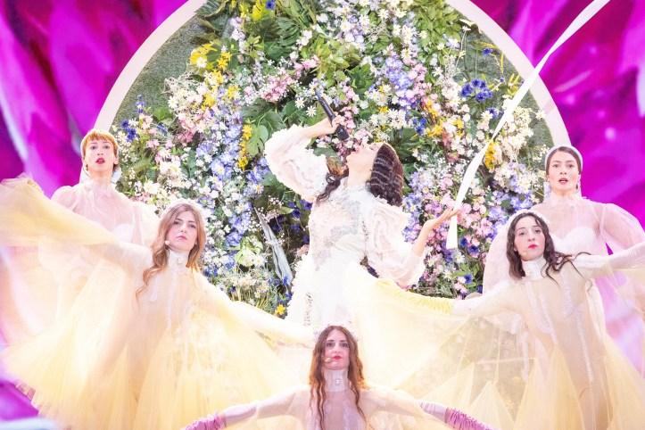 Zweite Probe Griechenland Katerine Duska Better Love ESC 2019 2