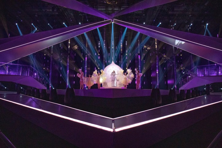 Zweite Probe Griechenland Katerine Duska Better Love ESC 2019 3
