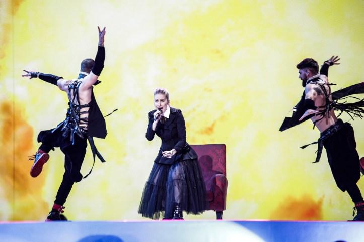 Zweite Probe Rumänien Ester Peony On A Sunday ESC 2019 2