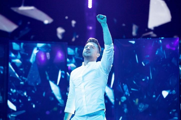 Zweite Probe Russland Sergey Lazarev Scream ESC 2019