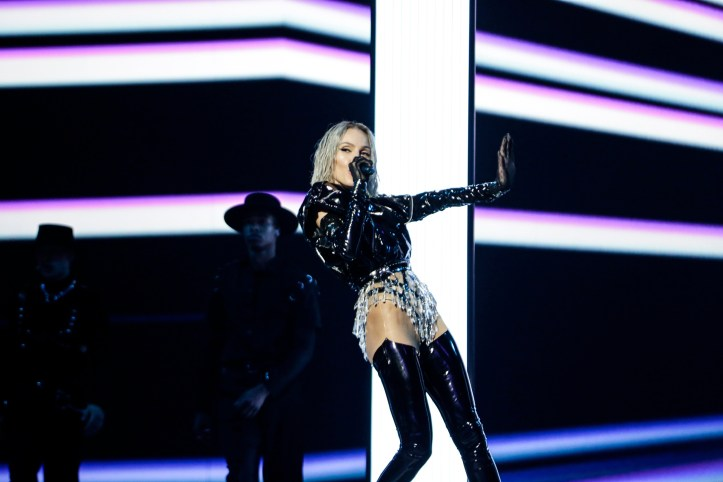 Zweite Probe Zypern Tamta Replay ESC 2019