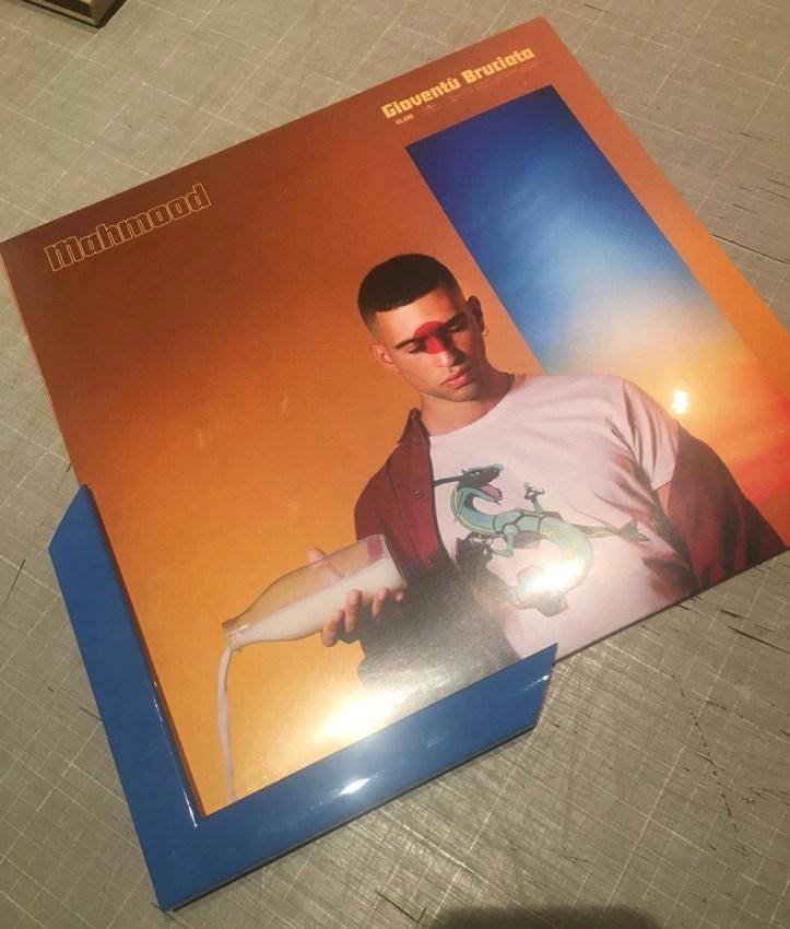 Mahmood Gioventù Bruciata Vinyl